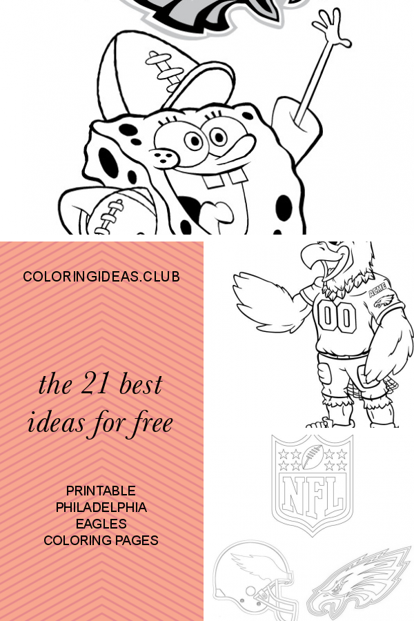 The 21 Best Ideas For Free Printable Philadelphia Eagles Coloring Pages Coloring Pages Football Coloring Pages Free Printable Coloring Pages
