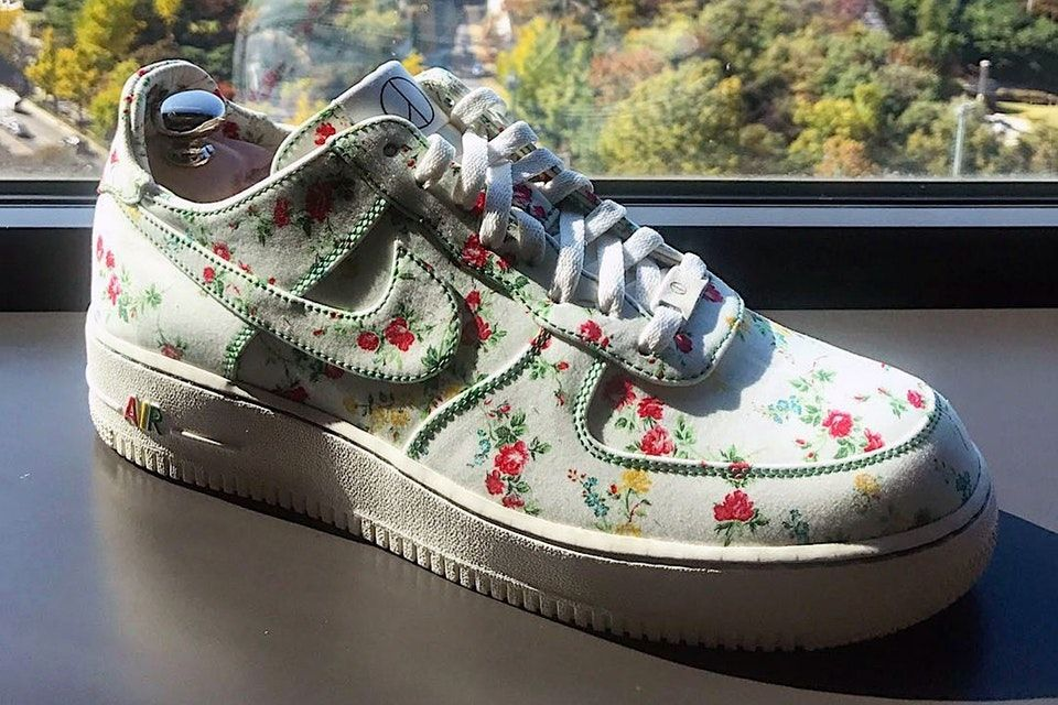 Nike Air Force 1 Damen kb design.at