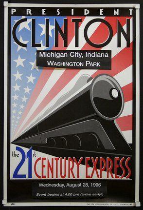 President Clinton - The 21st Century Express
