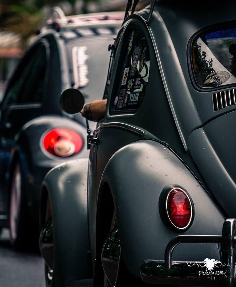 New Beetle e Fusca - Impressionante ponto de vista / Stunning viewpoint