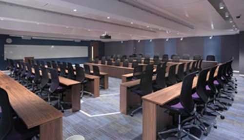 Cass Launches New Square Mile Campus Cass Business School Business School Lecture Theatre New Hospital