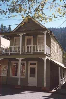 Downieville - California Ghost Town