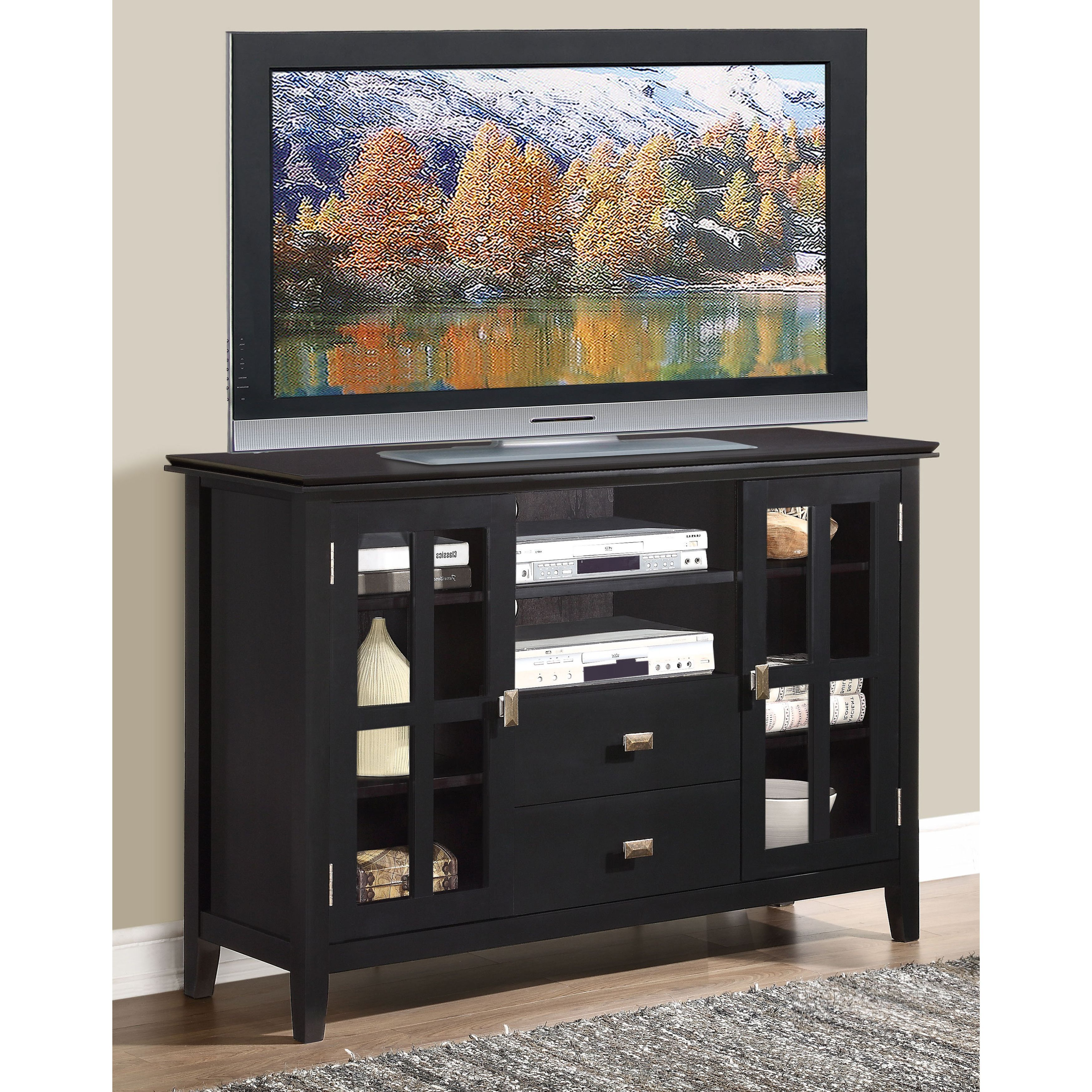 Overstock Com Online Shopping Bedding Furniture Electronics Jewelry Clothing More Home Entertainment Centers Tv Stand Tall Tv Stands 35 inch tall tv stand