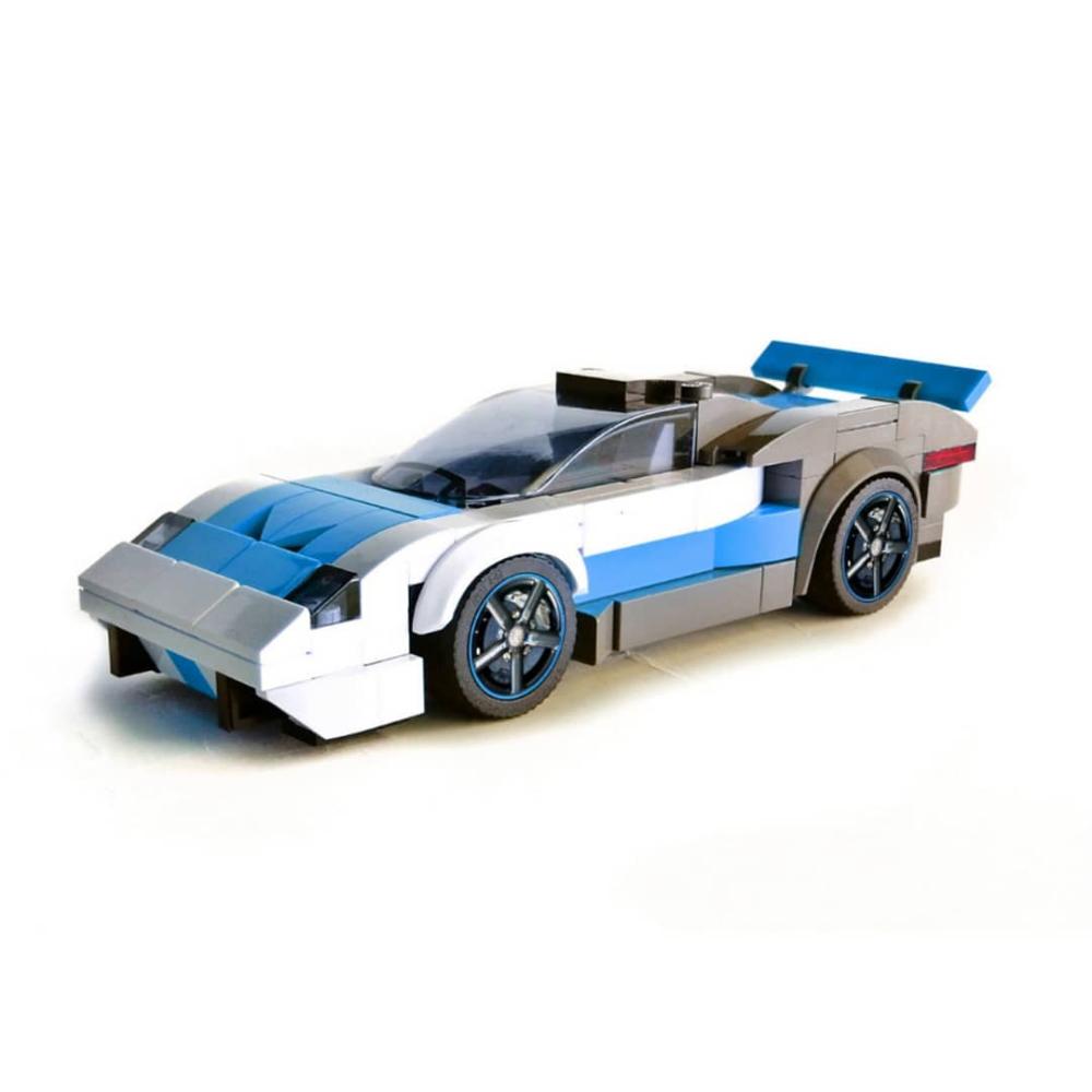 dsdvegabrick's Media: Centauri Lebrel SV by Lego #lego #legoinstagram #legocar #moc #afol #car #carlovers #racer #supercars #gtcar #hypercar #conceptcars #racing🏁 #urbancar #sport #motorsport #design #speedchampions #legospeedchampions #rider
