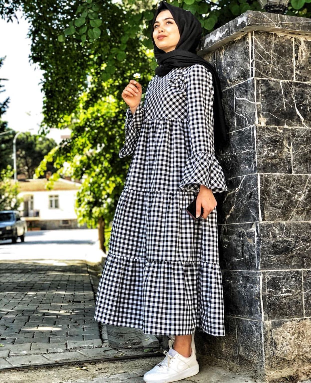 Genc Tesettur Lamia Giyim Muslim Fashion Muslimah Fashion Outfits Muslimah Fashion
