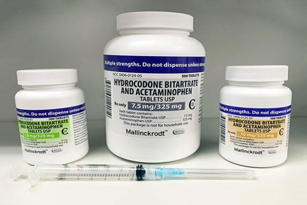 An increasing number of Americans are succumbing to opioid