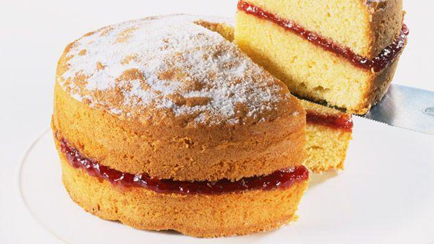 Mary Berry Sponge Cake Recipes Uk: Mary Berry: Victoria Sponge