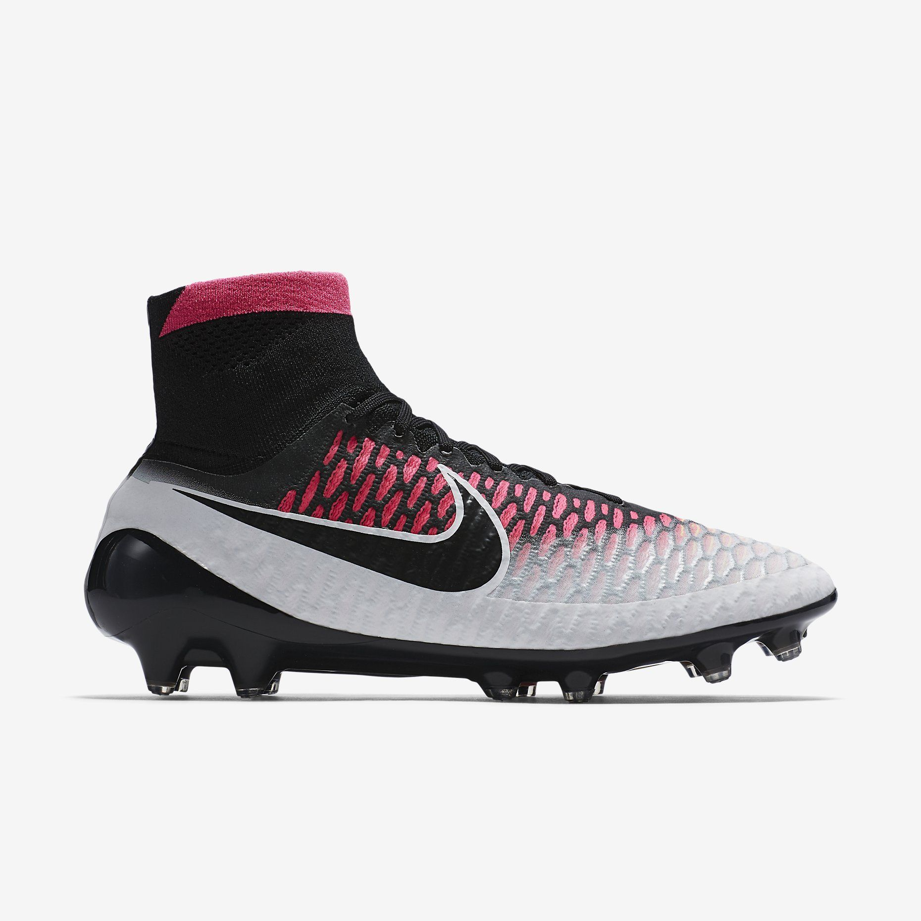 online store 46161 b9325 X Nike Magista Obra, Adidas, Blanco White, Boutique, Black Pink, Football