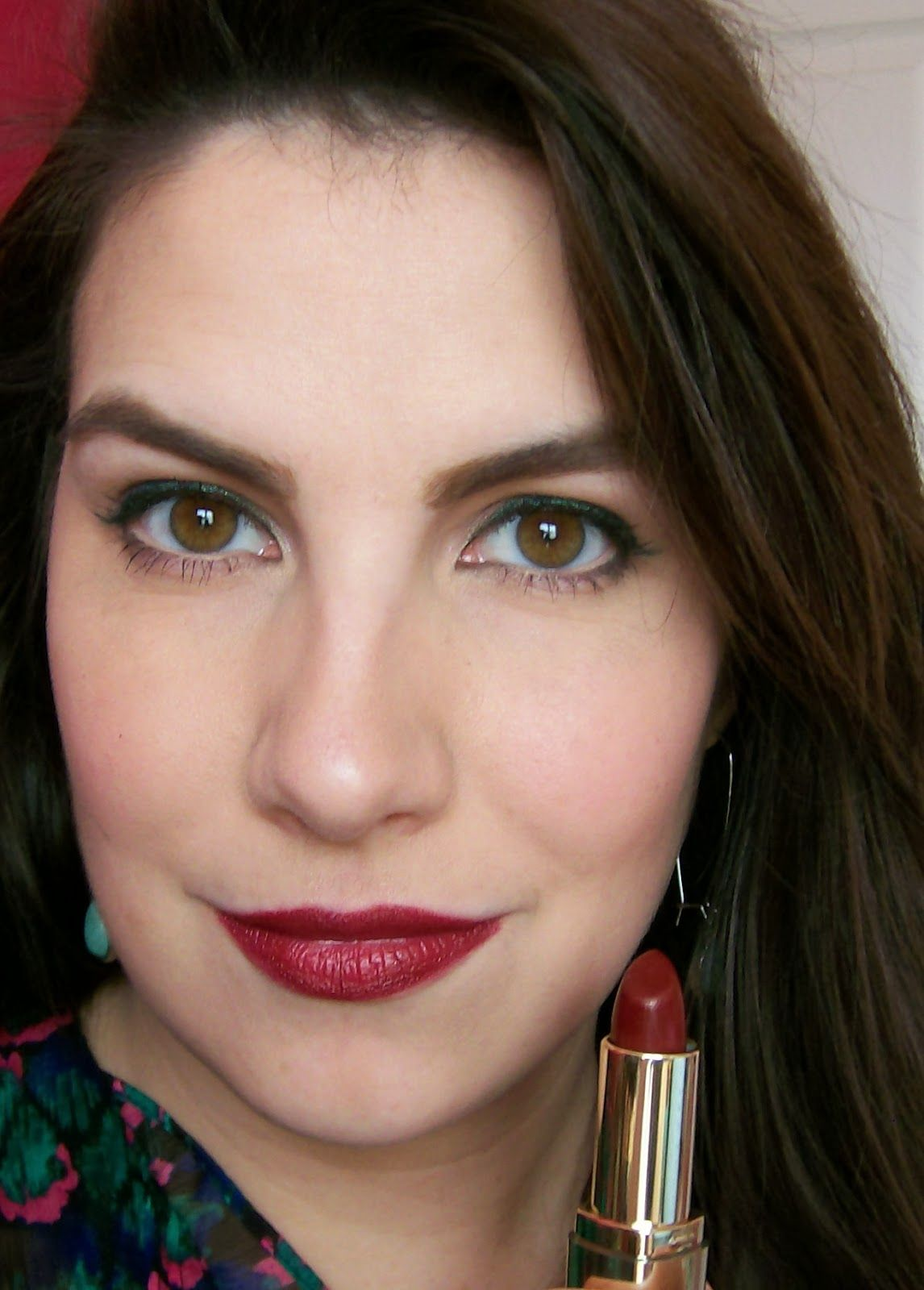 Milani Color Statement Lipstick in Cabernet Blend | Hair ...  Milani Color St...