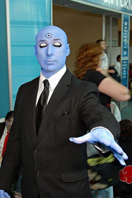 dr manhattan costumecosplay