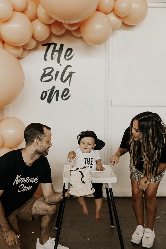The Big ONE: A Notorious BIG 1st birthday party | Wedding & Party Ideas