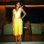 burda drape dress