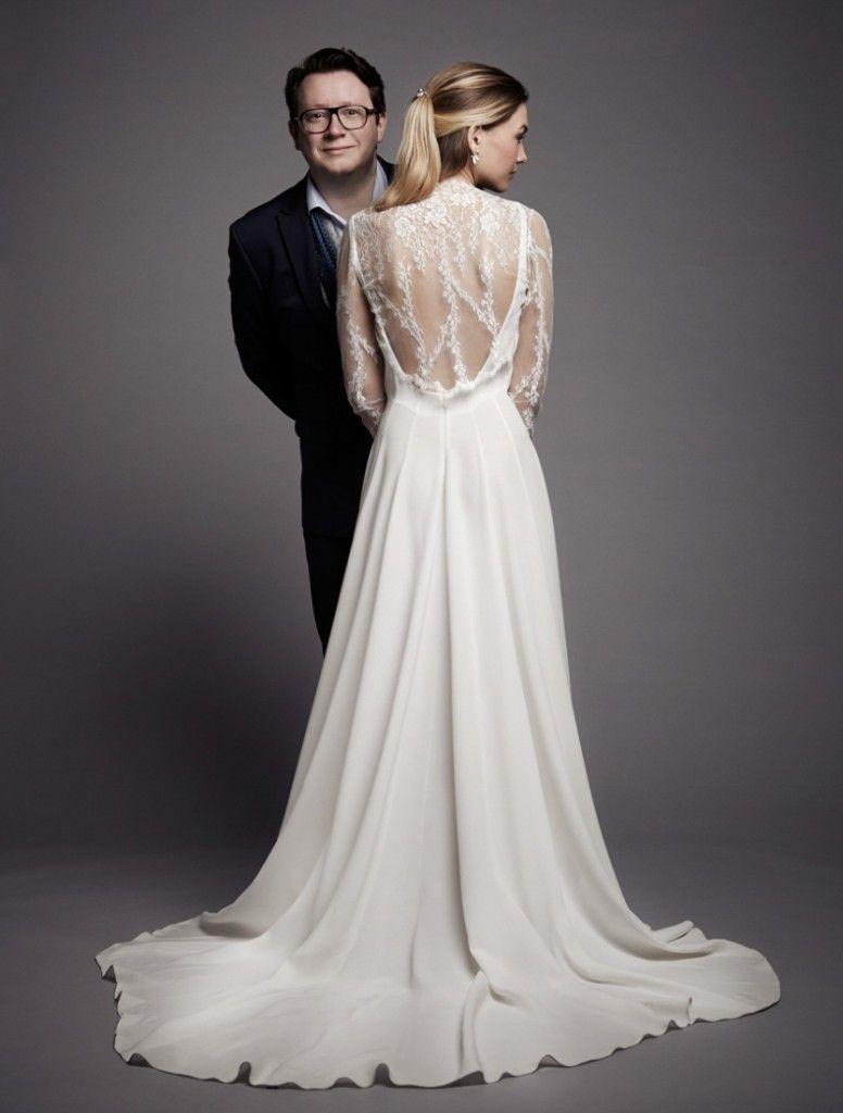 Robe de mariée: Christophe-Alexandre Docquin 2015 | Dressing gown ...