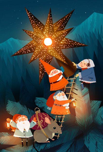 Fascinating Illustrations by Kim Smith | Abduzeedo Design Inspiration