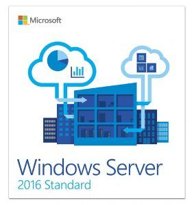 Características de Windows Server 2016 Standard