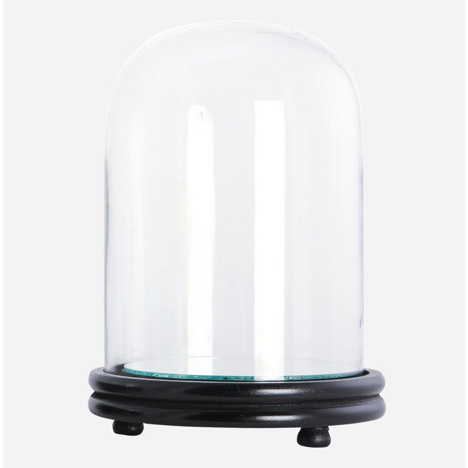 Showcase Dome cover Dia:18,2cm, Clear, House Doctor
