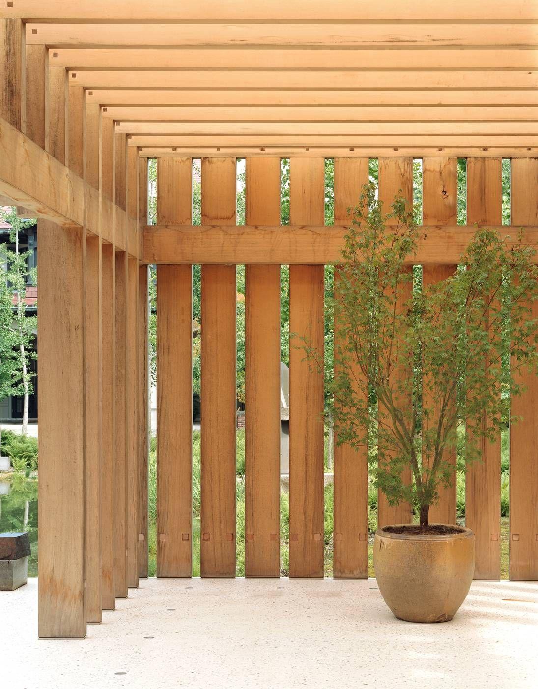Sculpture Garden Pavilion | Gluckman Tang