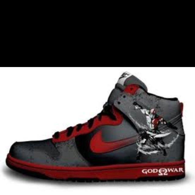 9d8b95ee2235 God of War Best Nike Running Shoes