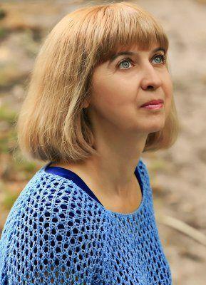 Rencontrez Liudmila, femme ukrainienne, Kiev, 50 ans. ID6229 - Profils - Agence de rencontre CQMI