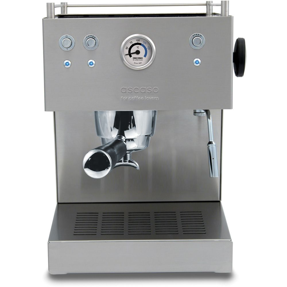 Espresso Outlet - Ascaso Steel Uno 'Special Edition' Versatile Espresso Machine Brushed Stainless, $549.00 (http://www.espressooutlet.net/ascaso-steel-uno-special-edition-versatile-espresso-machine-brushed-stainless/)