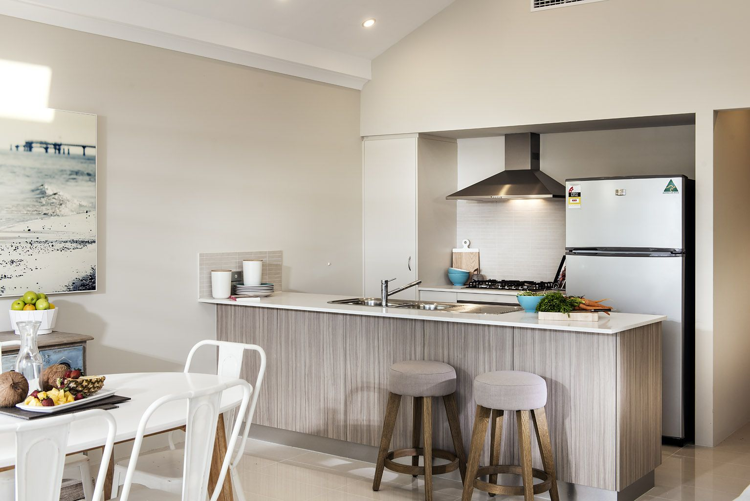 Homebuyers Centre - Flute (Harrisdale) Display Home Kitchen | Own ...