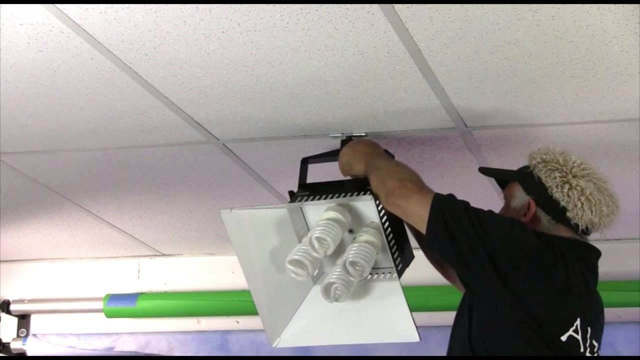 Alzo Suspended Ceiling Light Mount Kit For Hanging Studio Lights Drop Ceiling Lighting Ceiling Lights Suspended Ceiling Lights