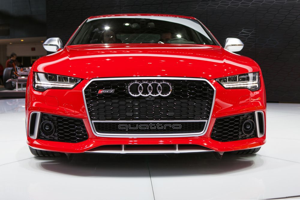 Oh No My Audi Needs A New Engine New Engine North American Detroit
