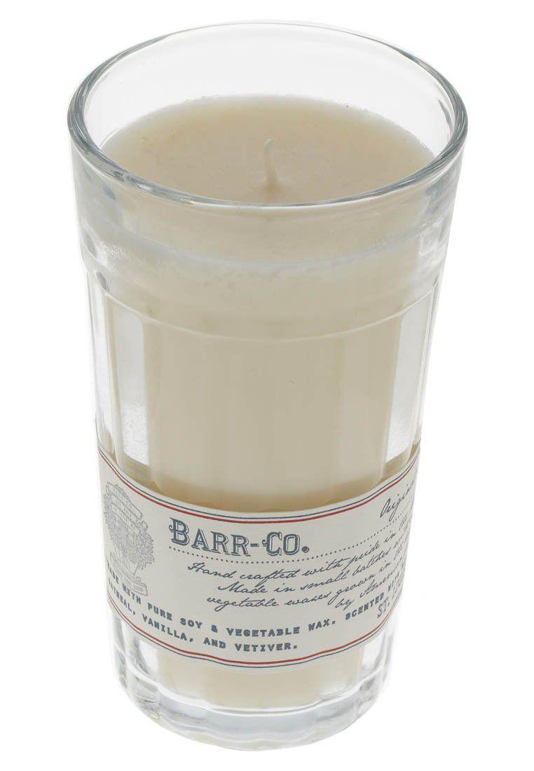 Barr-Co. - Duftkerze - milk/oatmeal/vanilla/vetiver