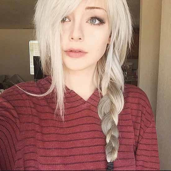 Anime Girl Hairstyles In Real Life: Braided Hairstyles The Top Braided Styles