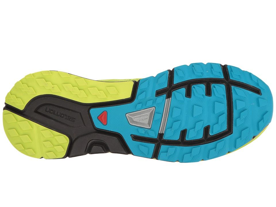 f04ec622b8ae Salomon Sense Pro Max Men s Shoes Lime Punch Black Hawaiian Ocean ...