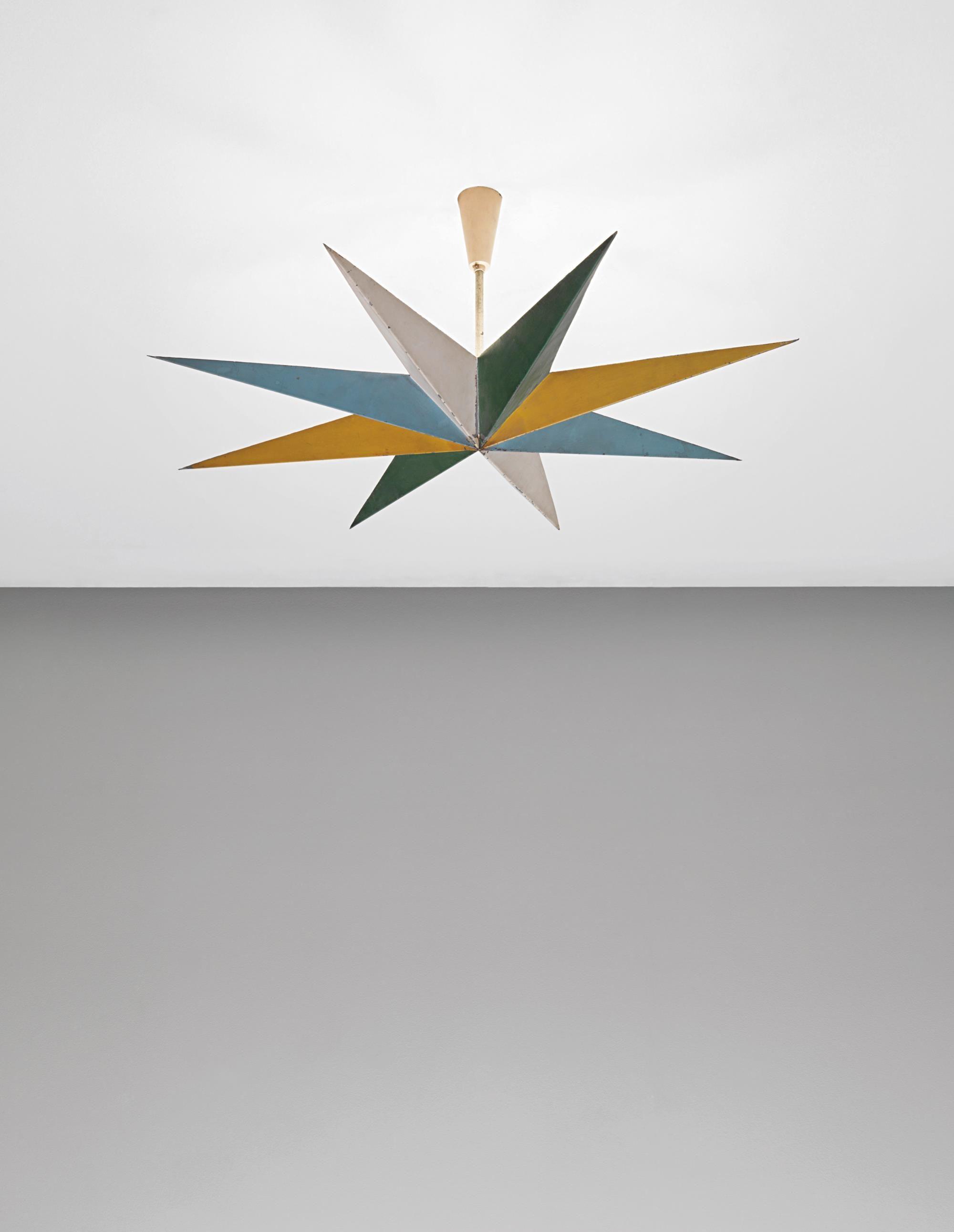 Franco Buzzi, Ceiling light