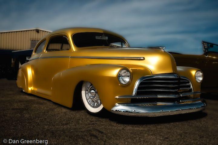 Custom Car Chop Top 1947