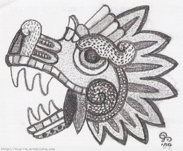 Aztec Pattern Tattoo Google Search Con Imagenes Aztecas