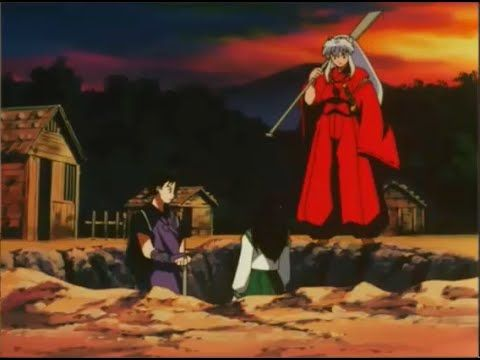 Inuyasha Episode 28 29 30 31 32