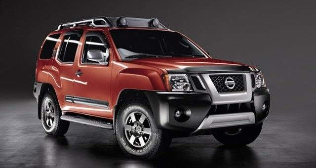 nissan is when the date release blog xterra