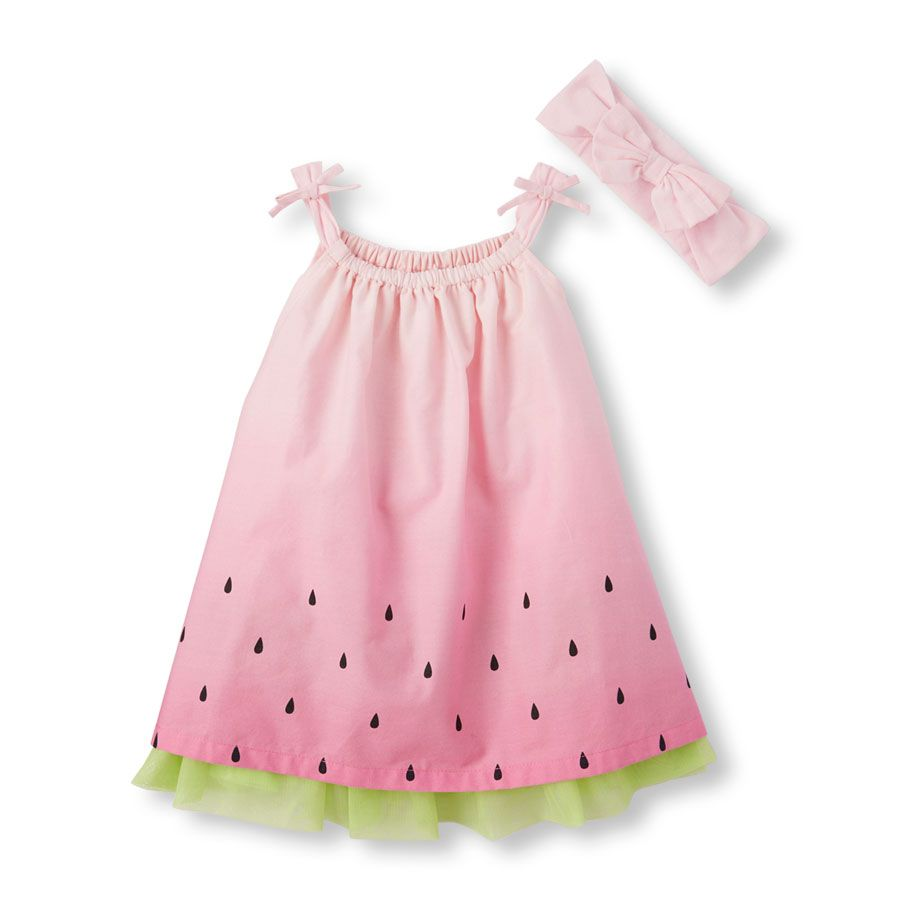 Girls' Clothing (0-24 Months) Clothes, Shoes & Accessories Cheap Price 0-3 Months Baby Girl Tutu And Cardigan Top Watermelons