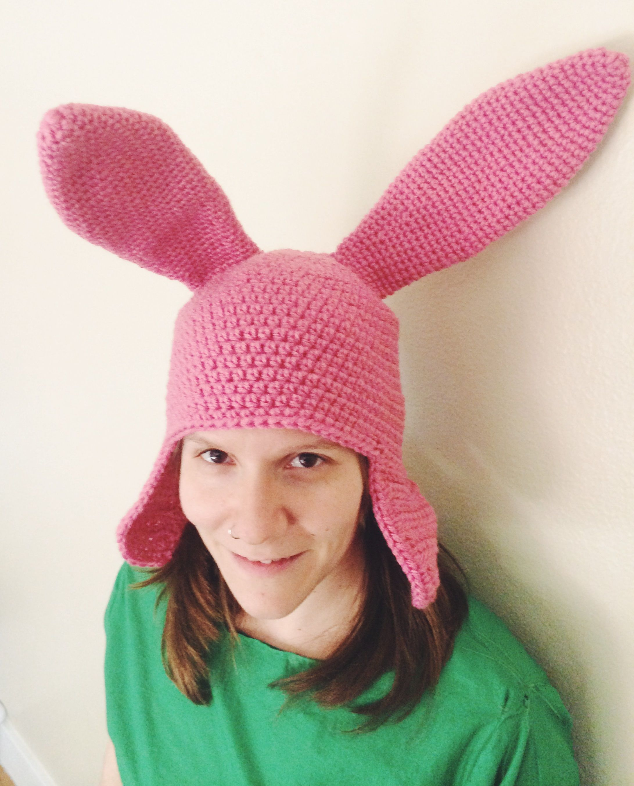 Make your own louise belcher halloween costume with this tutorial make your own louise belcher halloween costume with this tutorial and hat pattern bankloansurffo Image collections