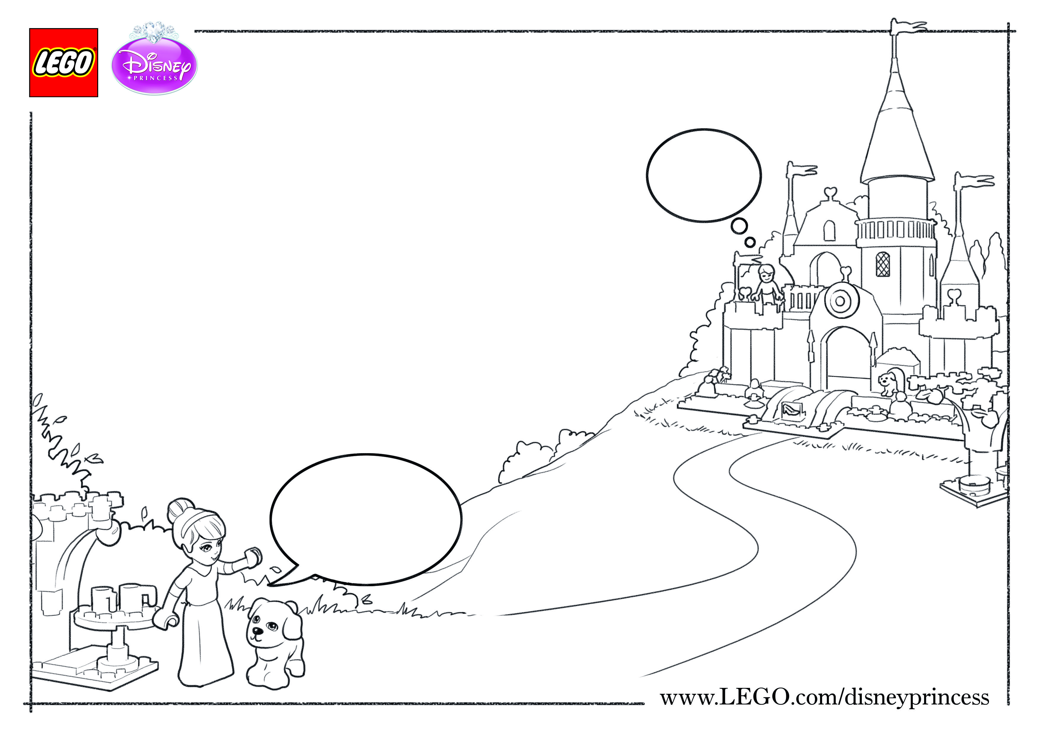 Free Printable Castle Coloring Pages For Kids   2480x3508