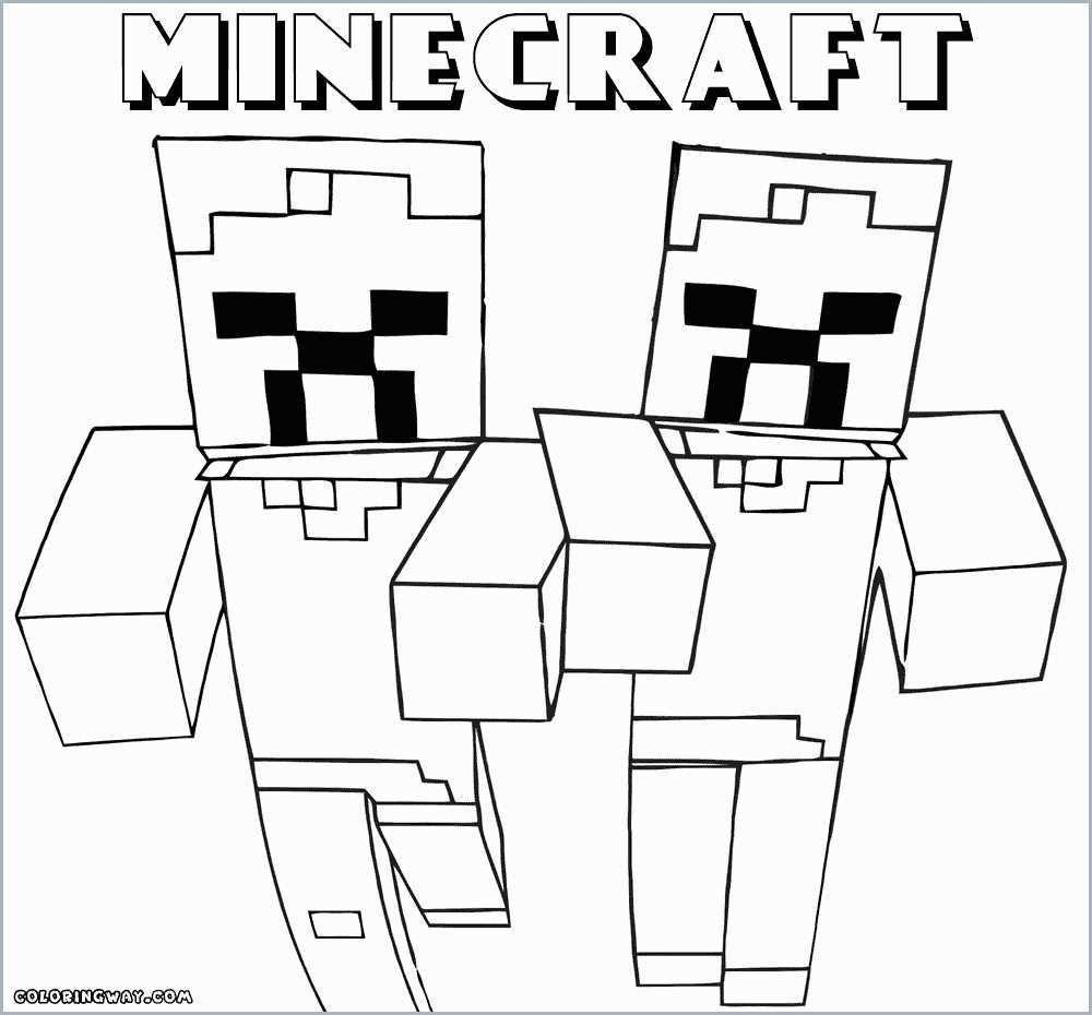 Minecraft Mooshroom Coloring Page Minecraft Coloring Pages Coloring Pages Free Coloring Pages