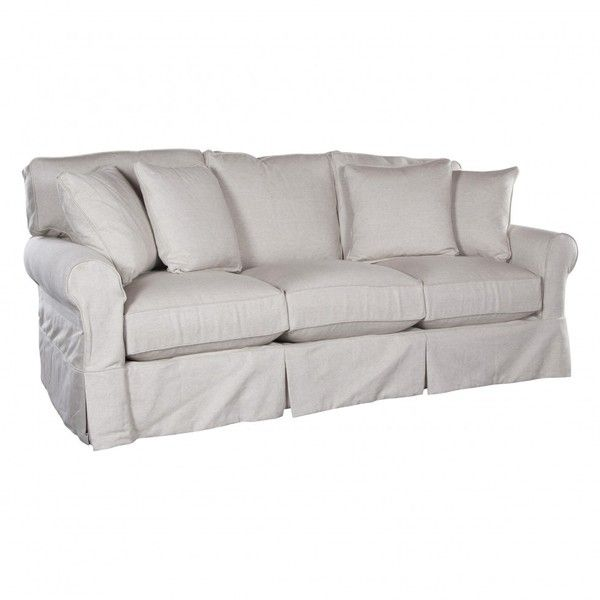 Bradford Slipcover Sofa 2 150 Liked On Polyvore