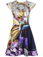 MARY KATRANTZOU - 'babelona' dress