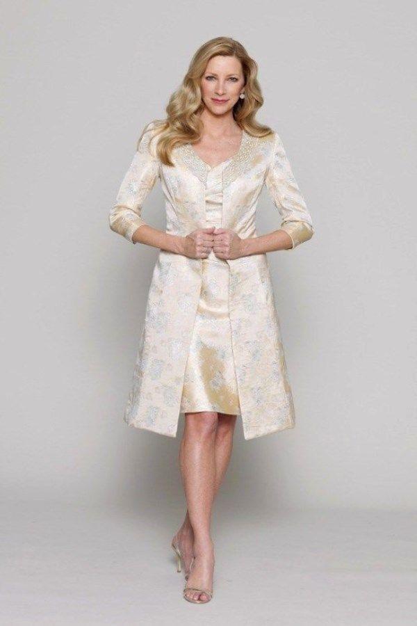Kleid standesamt ältere braut - Modetrends 2020 - Die Top ...