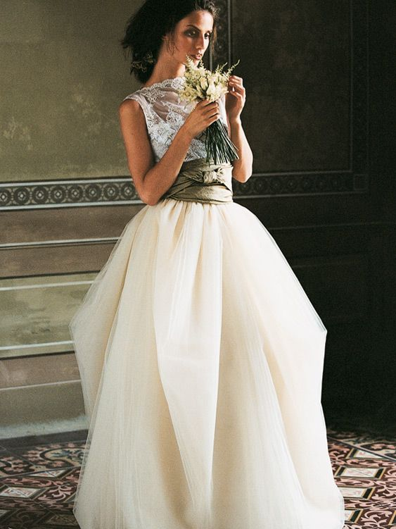 María Luisa Rabell. BRIDES desing.