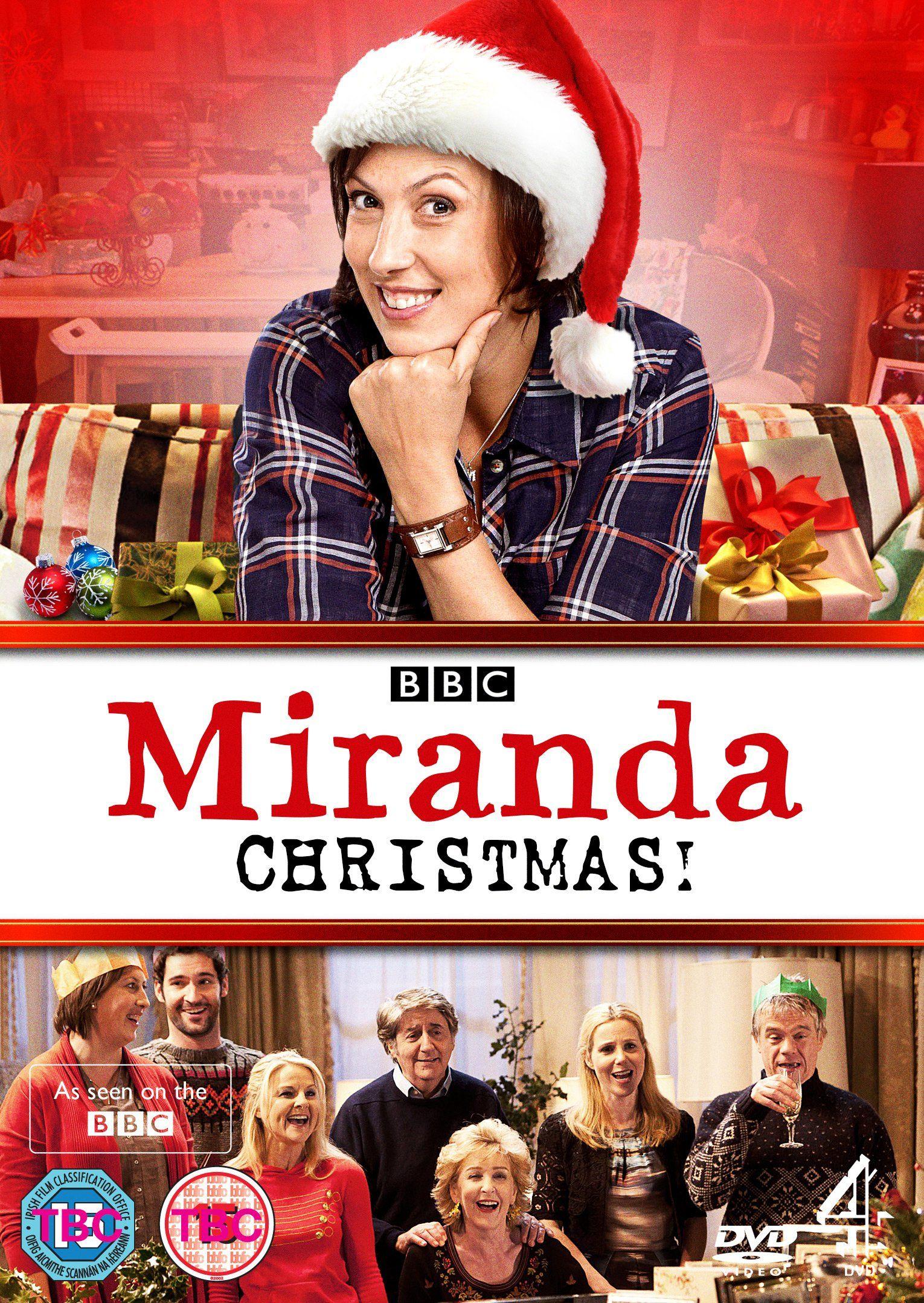 Miranda: Christmas Specials [DVD]: release date November 24, 2014 ...