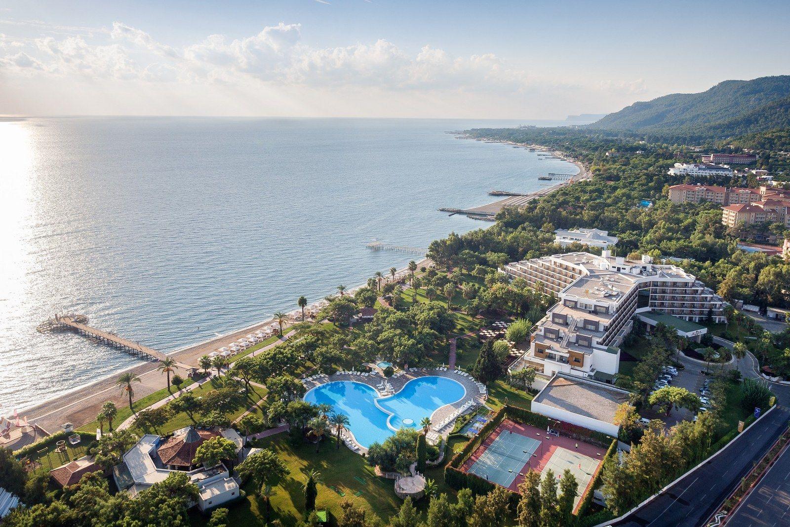 Wedding At Rixos Beldibi Hotel In Antalya