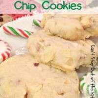 Mimi's Potato Chip Cookies #potatochipcookies Mimi's Potato Chip Cookies #potatochipcookies