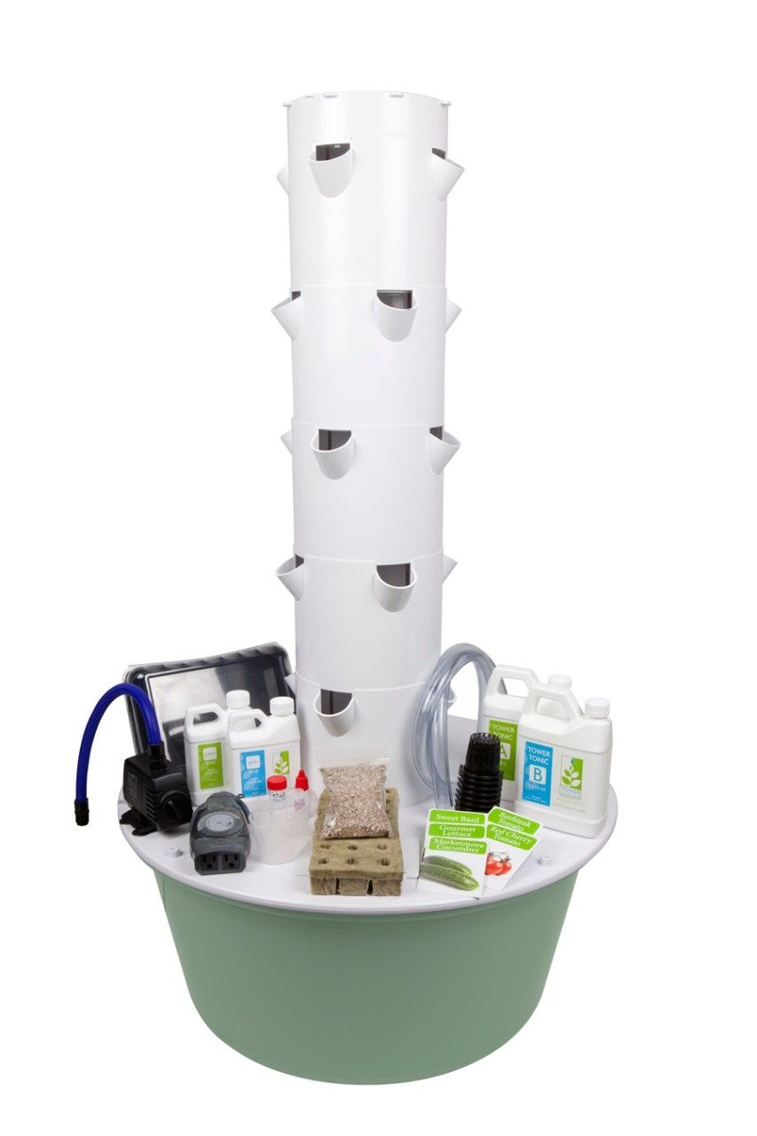 Tower Garden Aeroponic Growing System