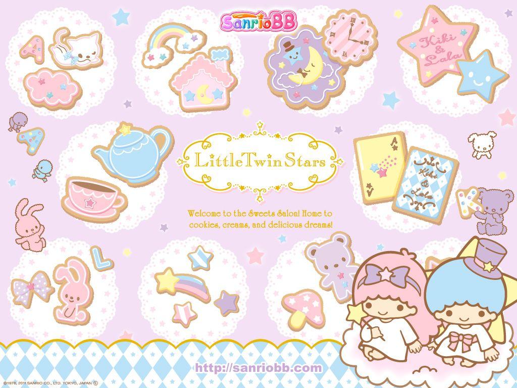 【2011】【Sanrio BB】★Little Twin Stars★