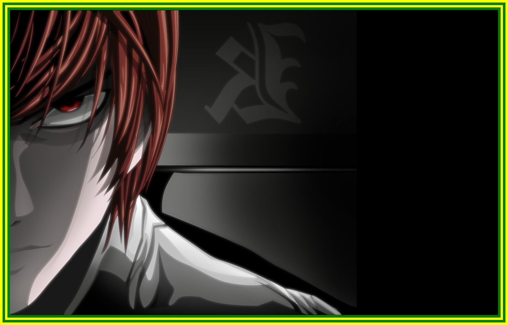 73 Reference Of Light Yagami Kira Wallpaper In 2020 Death Note Light Light Yagami Wallpaper