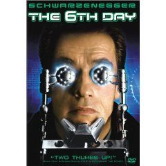 The 6th Day    4/5 Stars